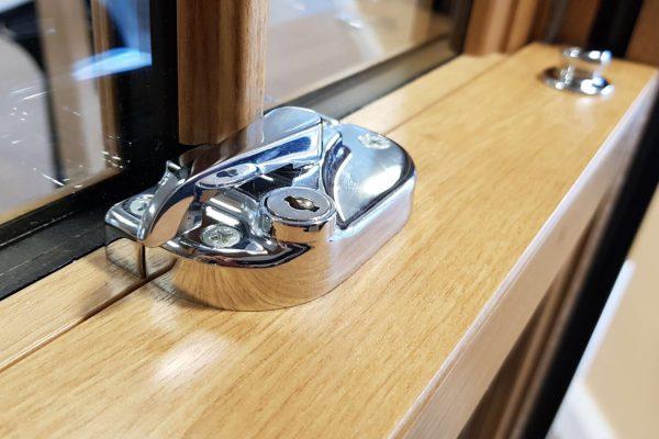 Robust Window Lock