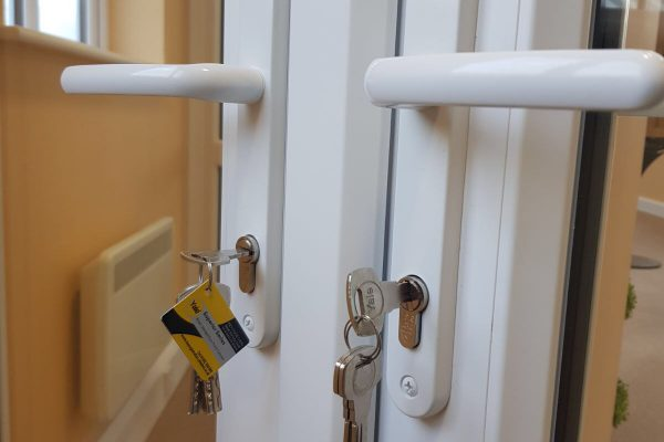 Keyed Alike Security Cylinders